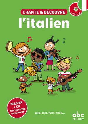couverture chante et découvre l'italien