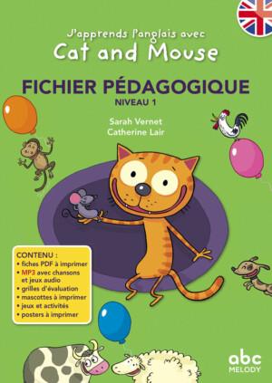 Cat and Mouse, fichier pédagogique niveau 1