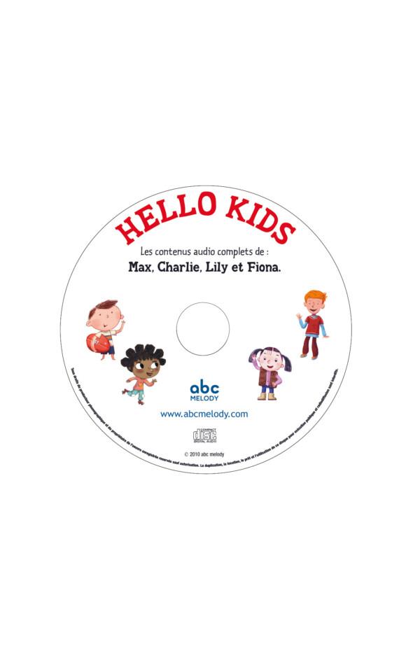 cd hello kids