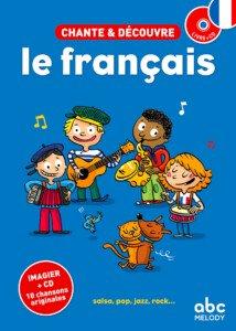 couverture chante et découvre le français