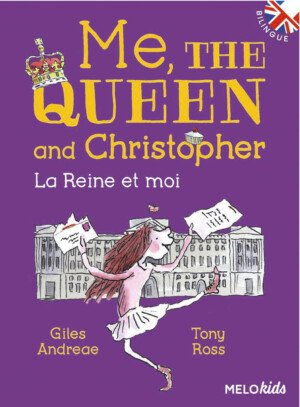 couverture me, the queen and christopher