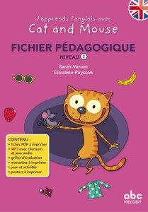 Cat and Mouse, fichier pédagogique niveau 2