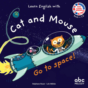couverture Cat and Mouse