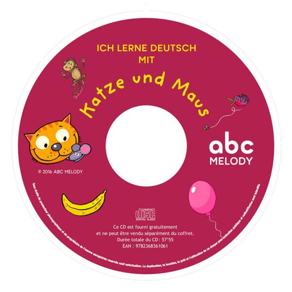 CD Katze und Maus