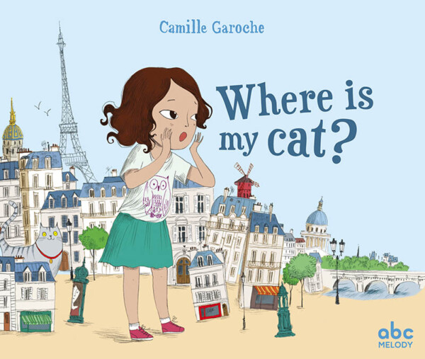 couverture where is my cat