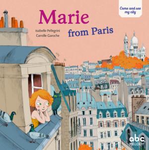 couverture marie from paris